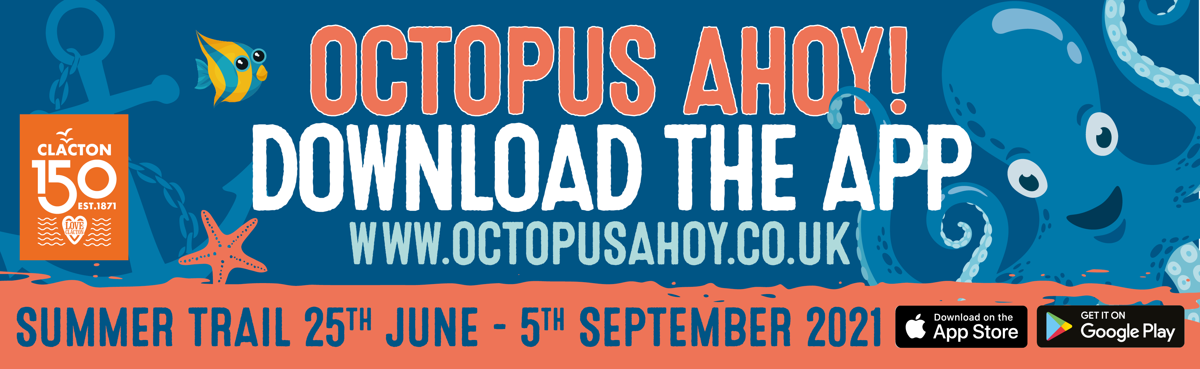 Image showing the Octopus Ahoy Trail