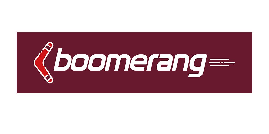 Image of the boomerang fare zone