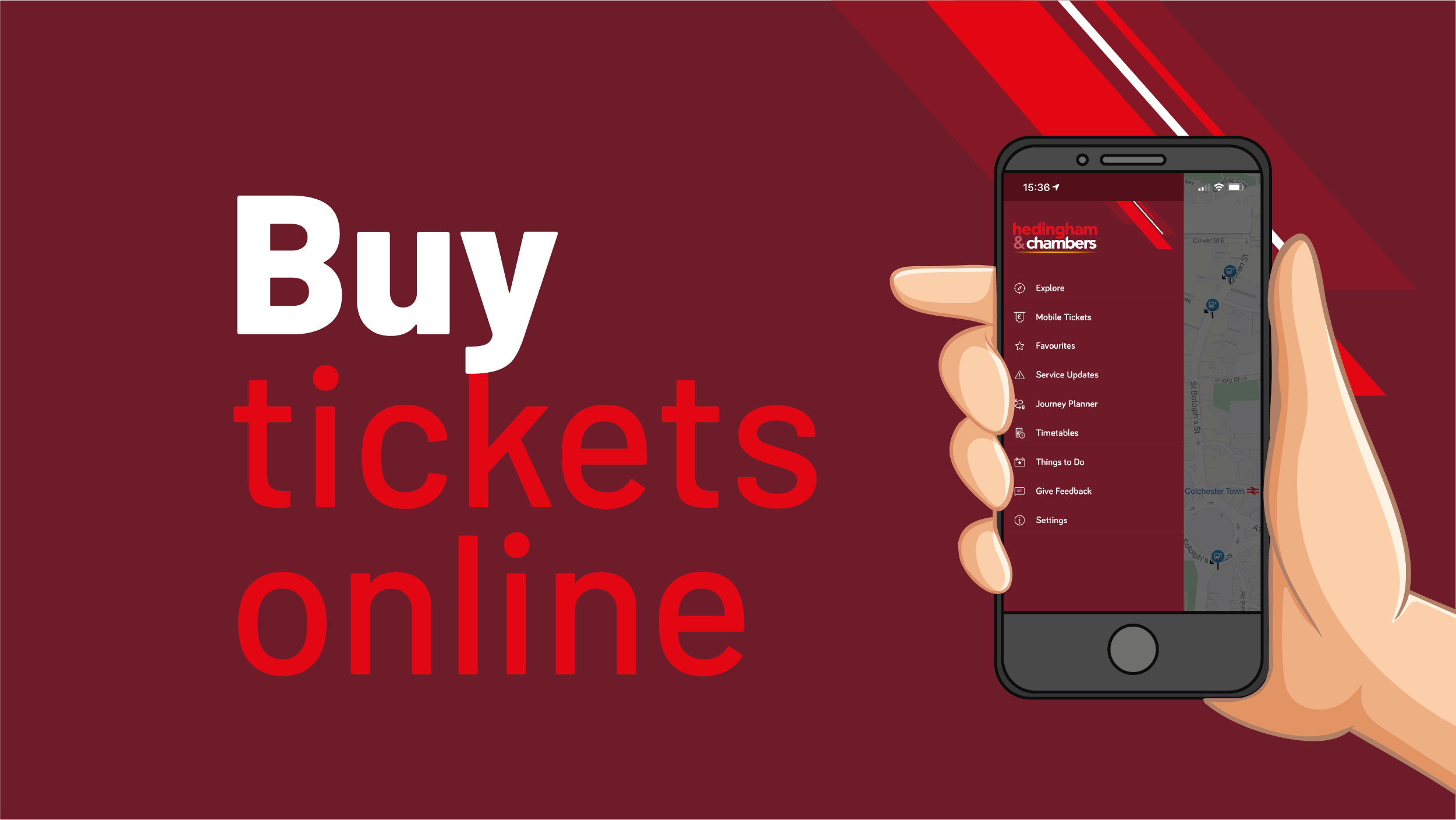 Image to buy tickets online